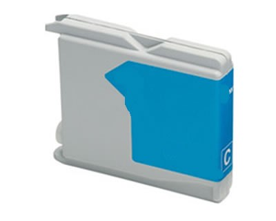 Compatible Cyan Brother LC-1100C Ink Cartridge (LC1100C)