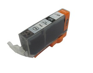 Compatible Canon CLI-526bk (CL1-526bk) Inkjet Printer Cartridge