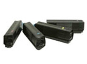 Compatible 4 Colour Oki 01101001 Toner Laser Cartridge Multipack Replaces Oki 01101001 Toner Laser Multipack