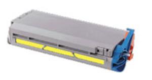 Compatible Yellow Oki 41963005 Toner Laser Cartridge Replaces Oki 41963005