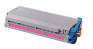 Compatible Magenta Oki 41963006 Toner Laser Cartridge Replaces Oki 41963006