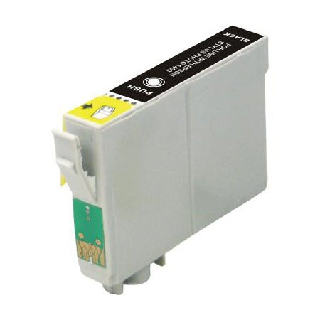 Compatible Black Epson T0801 Printer Cartridge