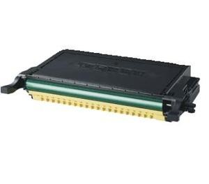 Compatible Samsung High Capacity Yellow Toner Cartridge (CLP-Y660B)
