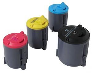 Compatible 4 Colour Samsung CLPP300C Toner Cartridge Multipack B/C/M/Y