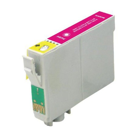 Compatible Light Magenta Epson T0806 Printer Cartridge