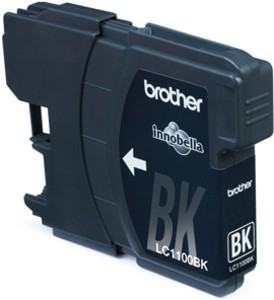 Original Brother LC1100BK Black Ink Cartridge (LC1100BK)