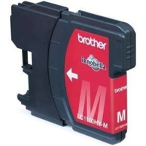 Original Brother LC1100HYM High Cap Magenta Ink Cartridge (LC1100HYM)