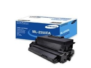 Genuine Samsung ML-2550DA Black Toner Cartridge (ML-2550DA/SEE)