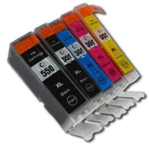 multi-pack pgi-550bk cli-551bk/c/m/y