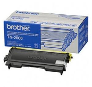 Original Brother TN2000 Black Toner Cartridge (TN-2000)