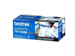 Original Brother TN130BK Black Toner Cartridge (TN130BK)