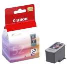 Original Colour Canon CL-52 Ink Cartridge - (0619B001)