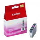 Original Magenta Canon CLI-8M Ink Cartridge - (0622B001)