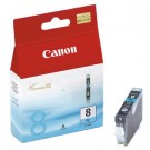 Original Photo Cyan Canon CLI-8PC Ink Cartridge - (0624B001)