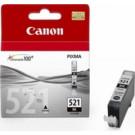 Original Black Canon CLI-521BK Ink Cartridge - (2933B001AA)