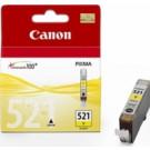 Original Yellow Canon CLI-521Y Ink Cartridge - (2936B001AA)