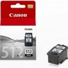 Original High Capacity Black Canon PG-512 Ink Cartridge - (2969B001AA)