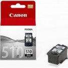 Original Black Canon PG-510 Ink Cartridge - (2970B001AA)
