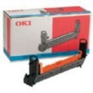 Original Oki Cyan Imaging Drum 41963407 Image Unit