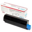 Original Oki Type C6 High Capacity Cyan Toner Laser Cartridge 42127456
