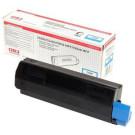 Original Oki Type C6 Cyan Toner Laser Cartridge 42804547