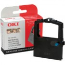 Original OKI Microline Black Nylon Ribbon 09002309