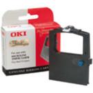 Original OKI Microline Black Nylon Ink Ribbon 09002310 Fax Printer Cartridge