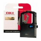 Original OKI Microline Black Ink Ribbon 09002315 Fax Printer Ribbon