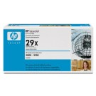 Genuine Black HP 29X Toner Cartridge - C4129X