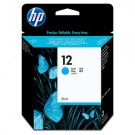 Genuine High Capacity Cyan HP 12 Ink Cartridge - C4804A