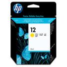 Genuine High Capacity Yellow HP 12 Ink Cartridge - C4806A