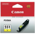 Cheap Yellow cli-551y Individual Cartridge