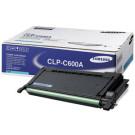 Genuine Samsung CLP-C600A Cyan Toner Cartridge (CLP-C600A/SEE)