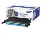 Genuine Samsung CLP-C660B High Capacity Cyan Toner Cartridge (CLP-C660B/ELS)