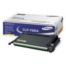 Genuine Samsung CLP-Y600A Yellow Toner Cartridge (CLP-Y600A/SEE)