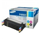 Genuine 4 Colour Samsung CLT-P4092C Toner Cartridge Multi-Pack - (CLT-P4092C)