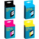 Compatible LC-1100 Black, Cyan, Magenta & Yellow
