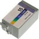 Compatible Tri-Colour Canon BCI-15C Ink Cartridge Twin pack