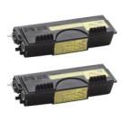 Compatible Brother 2xTN6600 Multipack High Cap Black Toner (Replaces 2xTN6600)