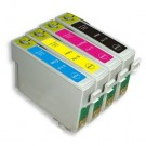 Compatible 1 x Multipack 4-Colour Epson T0715 /T0895 (4x19ml) Printer Cartridges