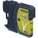 Original Brother LC1100HYY High Cap Yellow Ink Cartridge (LC1100HYY)