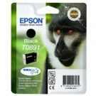 Genuine Black Epson T0891 Ink Cartridge