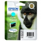 Genuine Cyan Epson T0892 Ink Cartridge
