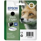 Genuine Black Epson T1281 Ink Cartridge