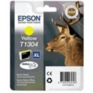 Genuine Extra High Capacity Yellow Epson T1304 Ink Cartridge